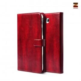 "Zenus Modern Classic Diary Samsung Galaxy Tab 3 7,0"" Wine Red"