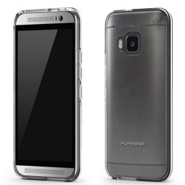 PureGear Slim Shell HTC One M8 Clear