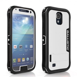Ballistic Every1 Samsung Galaxy S4 White/Black