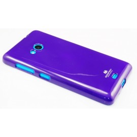 Mercury Jelly Case Microsoft Lumia 535/535 Dual Fiolet