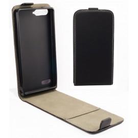 Kabura Pionowa Slim Flexi Samsung Galaxy Core Prime Black