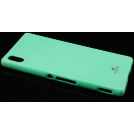 Mercury Jelly Case Sony Xperia Z3+ / Z4 Mint