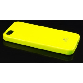 Mercury Jelly Case iPhone 5 5s Lime