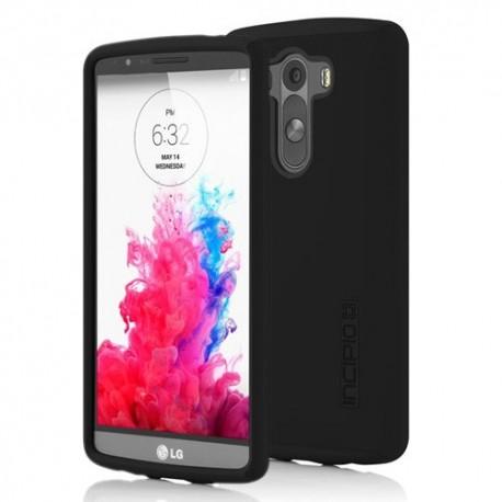 Incipio Dual Pro LG G3 Black/Black
