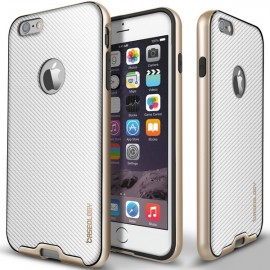 Etui Caseology Envoy iPhone 6/6s White Carbon