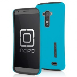 Incipio Dual Pro LG G Flex Cyan Blue/Grey