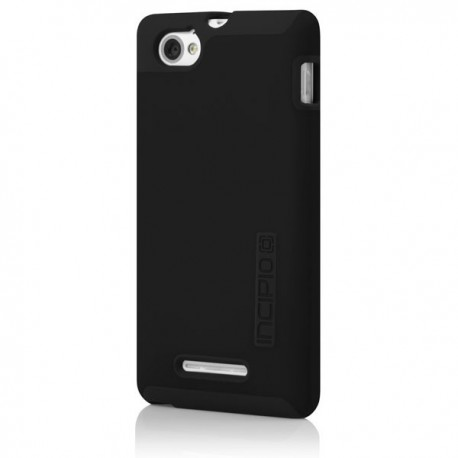 Incipio Dual Pro Sony Xperia M Black/Black