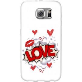 Etui Love Jelly Case iPhone 5 5s
