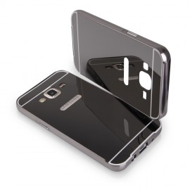Etui Luxury Mirror Bumper Samsung Galaxy A3 Grey