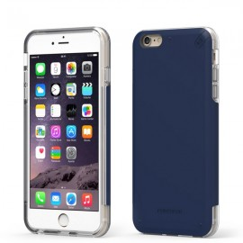 Etui PureGear Dualtek Pro iPhone 6/6s Blue/Clear
