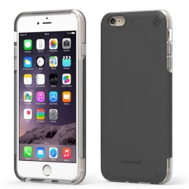 Etui PureGear Dualtek Pro iPhone 6/6s Black/Clear