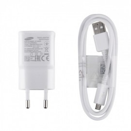 Ładowarka Sieciowa Quick Charge Samsung EP-TA20EWE White (bulk)