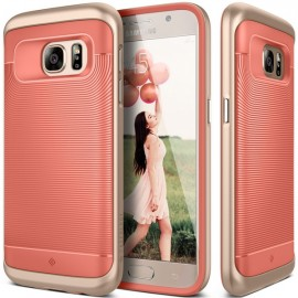 Etui Caseology Wavelenght Samsung Galaxy S7 Coral Pink