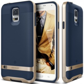 Etui Caseology Wavelenght Samsung Galaxy S5 / S5 Neo Navy Blue