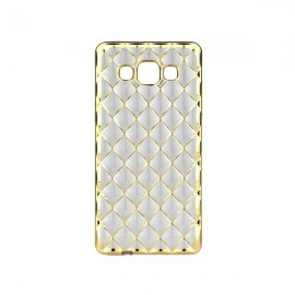 Etui Luxury Gel Samsung Galaxy A5 Gold