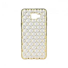 Etui Luxury Gel Samsung Galaxy A5 2016 Gold