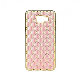 Etui Luxury Gel Samsung Galaxy A5 2016 Rose Gold
