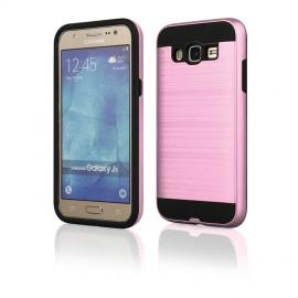 Etui Motomo Case Samsung Galaxy J5 Pink
