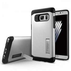 Etui Spigen Slim Armor Samsung Galaxy Note 7 Satin Silver