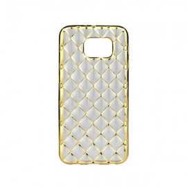 Etui Luxury Gel Samsung Galaxy J5 2016 Gold