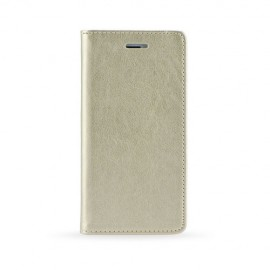 Etui Kabura Magnet Book Case Samsung Galaxy A3 2016 Gold