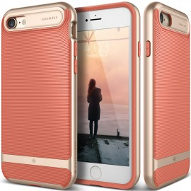 Etui Caseology Wavelenght iPhone 7 4,7'' Coral Pink