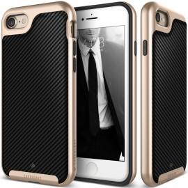 Etui Caseology Envoy iPhone 7 4,7'' Carbon Fiber Black