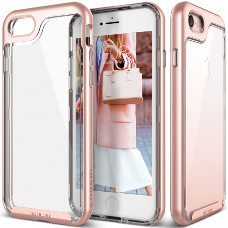 Etui Caseology Skyfall iPhone 7 4,7'' Rose Gold
