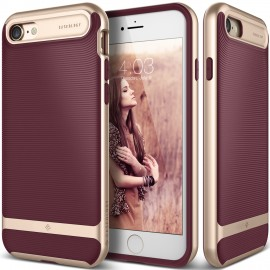 Etui Caseology Wavelenght iPhone 7 Plus 5,5'' Burgundy