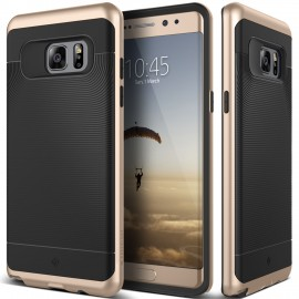 Etui Caseology Wavelenght Samsung Galaxy Note 7 Black/Gold