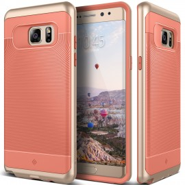 Etui Caseology Wavelenght Samsung Galaxy Note 7 Coral Pink