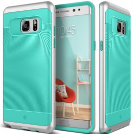 Etui Caseology Wavelenght Samsung Galaxy Note 7 Turquoise