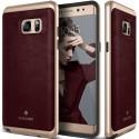 Etui Caseology Samsung Galaxy Note 7 Envoy Leather Cherry