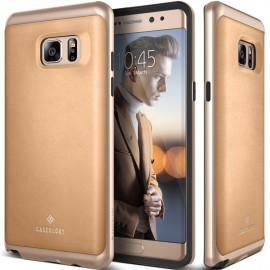 Etui Caseology Envoy Samsung Galaxy Note 7 Leather Beige