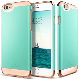 Etui Caseology Savoy iPhone 6 Plus 6s Plus Turquoise Mint