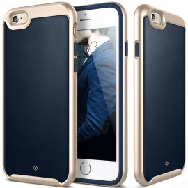 Etui Caseology Envoy iPhone 6 Plus 6s Plus Leather Navy Blue