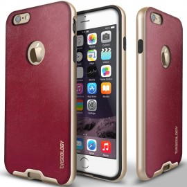 Etui Caseology Bumper Frame iPhone 6 Plus 6s Plus Burgundy Red