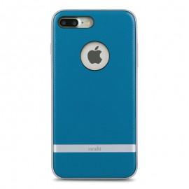 Etui Moshi Napa iPhone 7 Plus Marine Blue