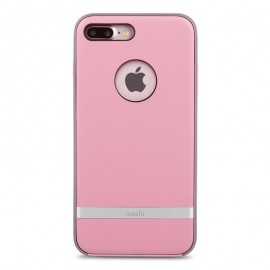 Etui Moshi Napa iPhone 7 Plus Melrose Pink