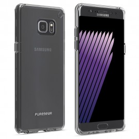 Etui PureGear Slim Shell Samsung Galaxy Note 7 Clear