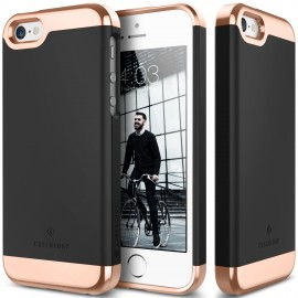 Etui Caseology Savoy iPhone 5 5s SE Black