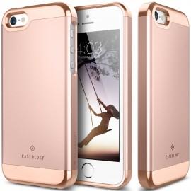 Etui Caseology Savoy iPhone 5 5s SE Rose Gold