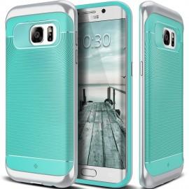 Etui Caseology Wavelenght Samsung Galaxy S7 Edge Turquoise Mint