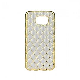 Etui Luxury Gel Samsung Galaxy J5 2016 Gold