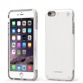 Etui PureGear Dualtek Pro iPhone 6 6s White/Clear