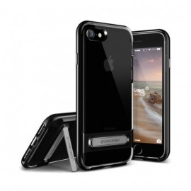 Etui VRS Design Crystal Bumper iPhone 7 Black