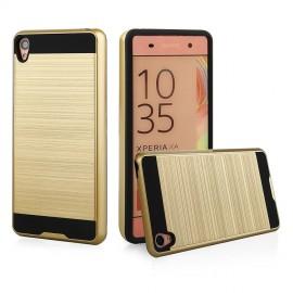 Etui Motomo Case Sony Xperia XA Gold
