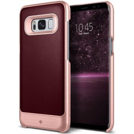 Etui Caseology Fairmont Samsung Galaxy S8 Cherry Oak