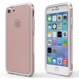 Etui PureGear GlassBack 360 iPhone 7 4,7'' Rose Gold