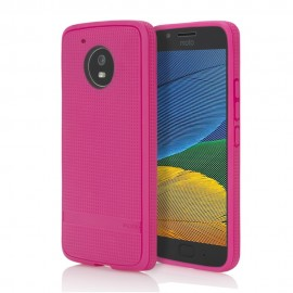 Etui Incipio Ngp Advanced Lenovo Moto G5 Plus Berry Pink